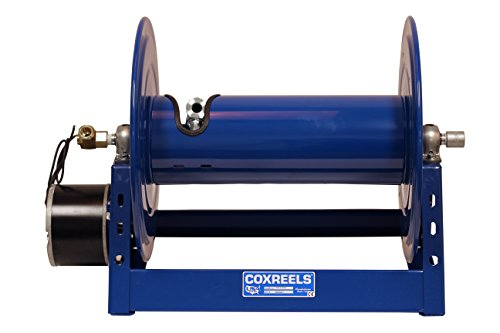 Coxreels Competitor Series Motorized Reel, Model# 1125-4-325-E, 1/2