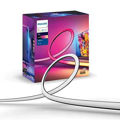 Philips Hue Play Gradient Lightstrip 65 inches TV