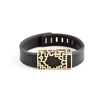 SPECIAL OFFER - rose gold Lucas slide for Fitbit Flex