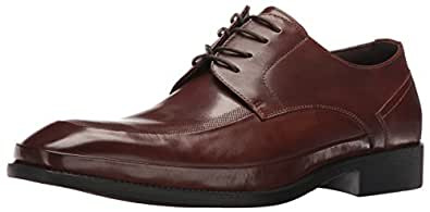 Kenneth Cole REACTION Men's Brick Road Oxford, Cognac, ...