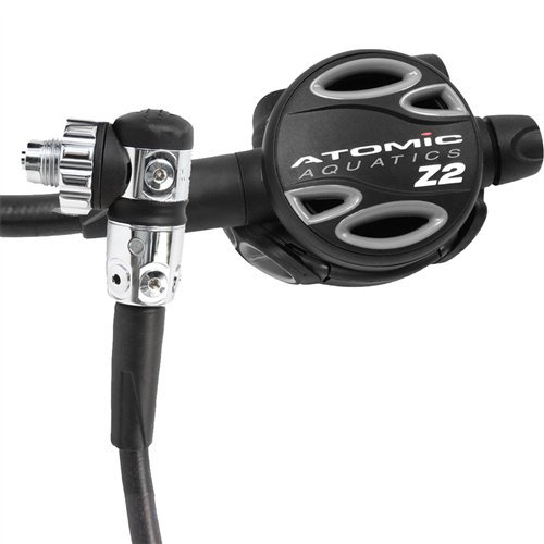 - Atomic Aquatics Z2 Din Style Sealed Regulator (Gray)