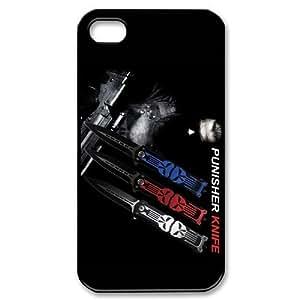 PhoneXover Punisher hard case cover skin for iphone 4 4s