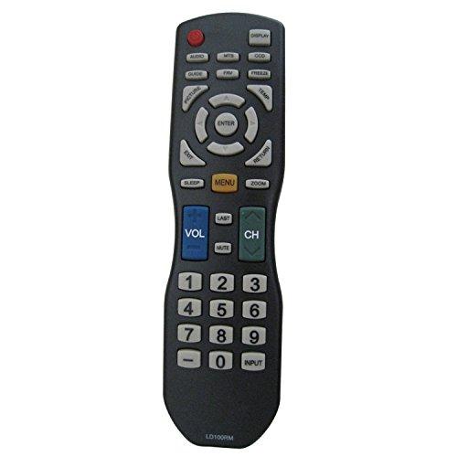 Smartby APEX LD100RM Remote for JE3708 LD3288