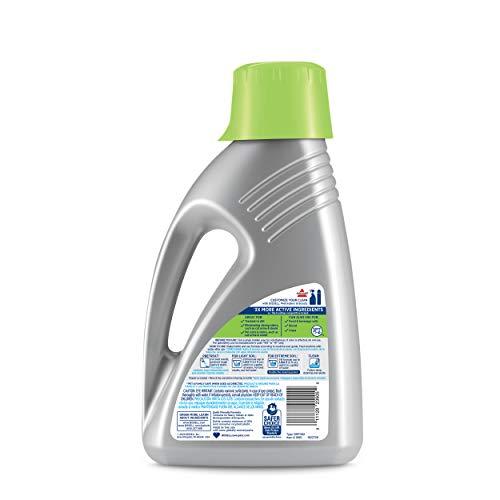 Bissell Professional Pet Urine Eliminator + Oxy Carpet Cleaning Formula, 48 oz, 1990
