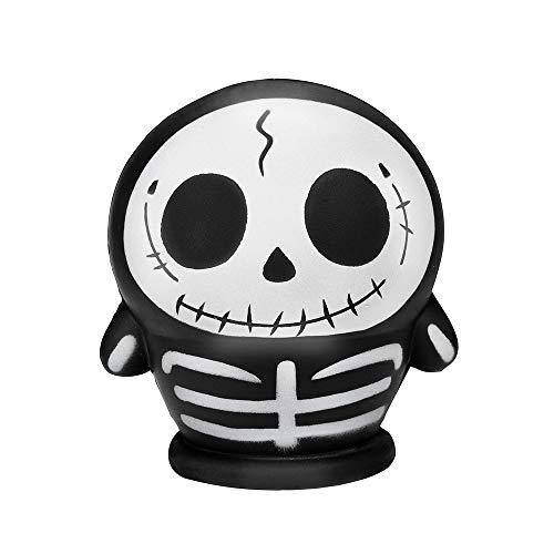 BBTshop Halloween Skulll Scented Squishies Slow Rising Kids