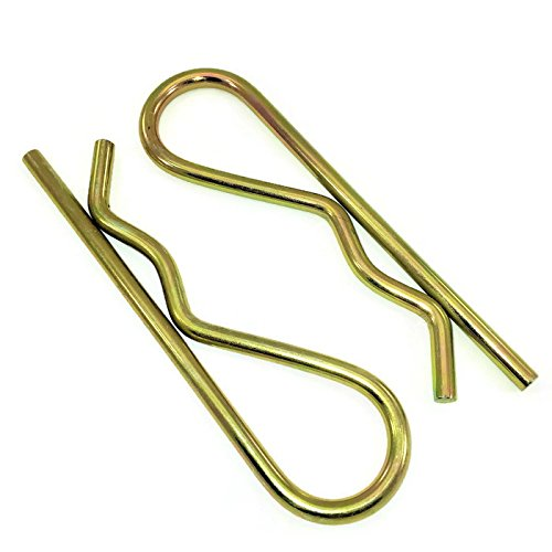 6mm (M6) X 117mm R Clip .Pack of 2. FREE UK Std Delivery. Heyes Fasteners