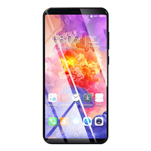 Redvive Top 6.1 Inch Ultra Android 6.0 Quad-Core 1GB+8GB GSM WiFi Dual SIM Smart Cellphone (European Plug)