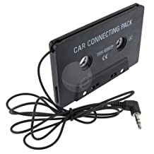 CAR CASSETTE TAPE ADAPTER for IPOD TOUCH IPHONE 4G OS 4