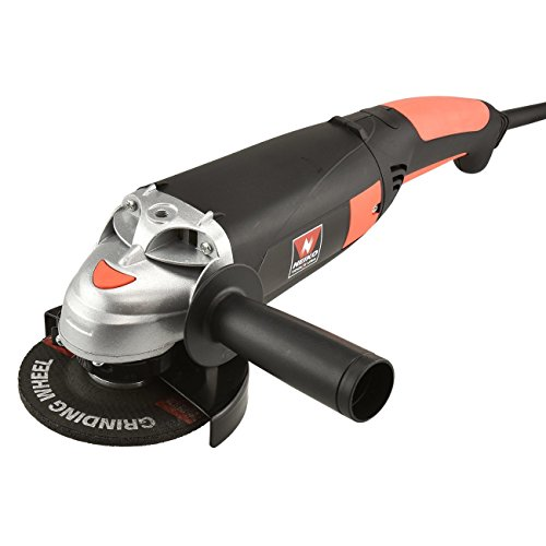 Neiko 10614A Electric Soft Grip Angle Grinder, 5'' | 10 Amp | ETL Listed by Neiko
