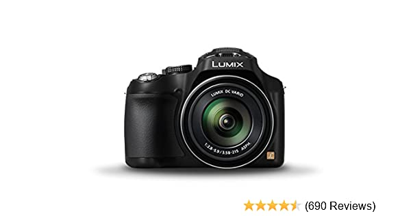 Panasonic Lumix DMC-FZ200 FZ60 Advanced Camera User Guide