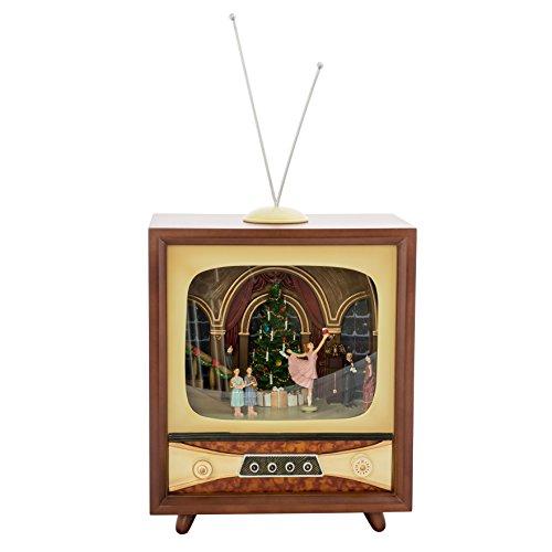 Roman - MUS 22''LED NUTCRACKER SUIT TV ROTATES; IC CHIP; B/O W/O BATT by Roman
