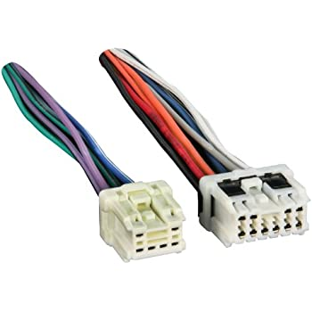 41LbL3CFmrL._SL500_AC_SS350_ amazon com scosche nn03b wire harness to connect an aftermarket nn03b wiring harness at n-0.co