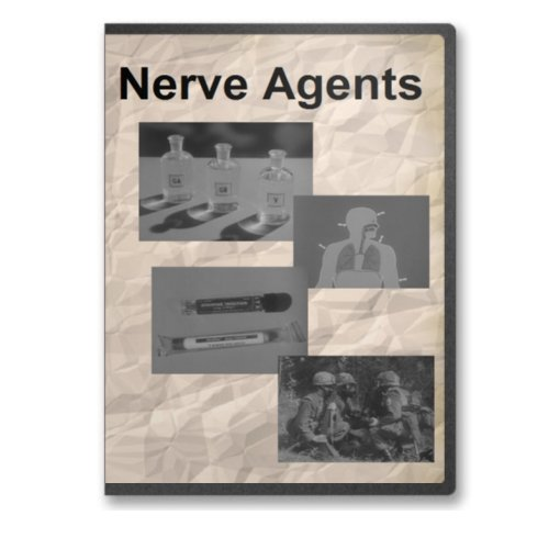 Nerve Agents - Military Documentary Showing Features, Tactical Uses and Medical Treatment of GA (Tabun), GB (Sarin) and V Series - New Gb Training