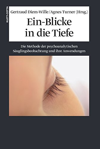 Ein-Blicke in die Tiefe: Die Methode der psychoanalytischen Säuglingsbeobachtung und ihre Anwendungen