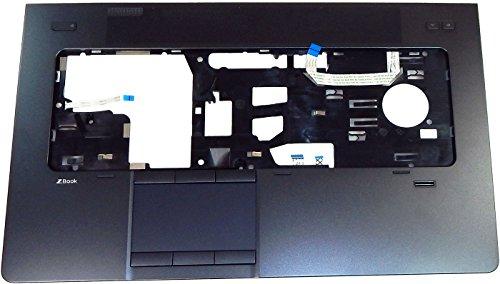 HP Zbook 17 Pwr Button FB FP TP Palmrest 729BST32101 AP0TK000200 by HP