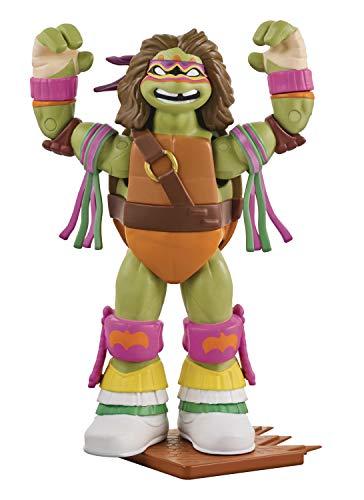 (Teenage Mutant Ninja Turtles Ninja Super Stars: Donatello as Ultimate Warrior Figure)