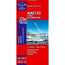 Ign Plan Ajaccio #72331