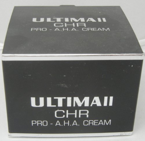 Chr Cream (Ultima II CHR PRO - A.H.A. cream 1.7 oz 50ml by Ultima II)