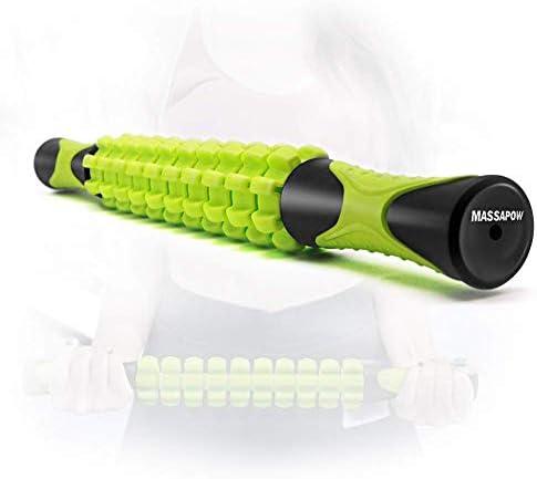 MASSAPOW Muscle Roller Massage Stick