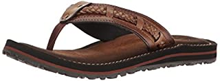 CLARKS Women's Fenner Nerice Flip Flop, Honey Synthetic, 8 M US (B01IAUGB1S) | Amazon Products