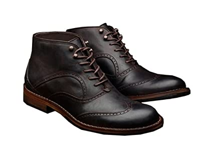 e3ac42de1be Wolverine Men's Wesley 1000 Mile Wingtip Chukka Boot