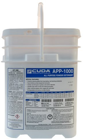 aqueous parts washer detergent - 2