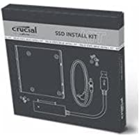 Crucial Ctssdinstallac Easy Desktop Install Kit for 2.5 SSD (CrucialCTSSDINSTALLAC )