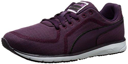 PUMA Women's Narita V3 Quilt Running Shoe, Lipstick Red/Black/Lipstick Red, 9 M US
