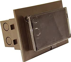 Arlington Dbhb1brc 1 Low Profile In Box Recessed