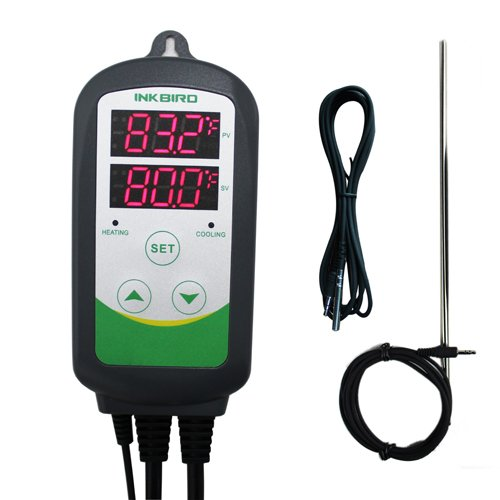 Inkbird Thermostat Temperature Fermenation kegerator product image