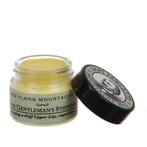 Captain Fawcett's Moustache Wax - Bartwichse YLANG YLANG