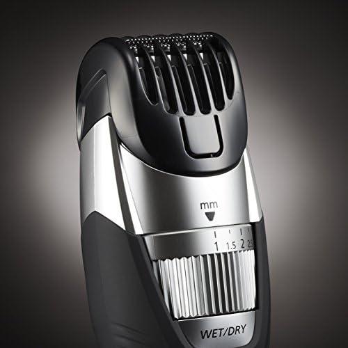 Barbero PANASONIC ER-GB52-S503 Wet&Dry con Accesorio Vello Corporal: Amazon.es: Salud y cuidado personal
