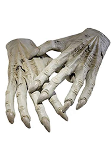 Rubie's Costume Co Harry Potter Dementor Adult Hands (Hands Mummy)