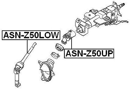 Steering Column Joint Assembly Lower Febest ASN-Z50UP Oem 48070-AG00A