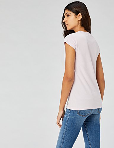 Hikaro Girocollo T Rosa Donna shirt lavender wYSwx7OrUq