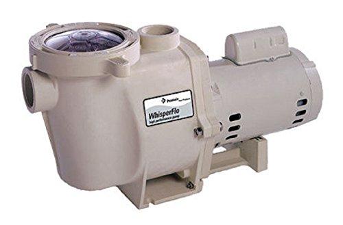 Pentair 011641 WFK-4 1HP 3 Phase 208/230/460V WhisperFlo Pool Pump