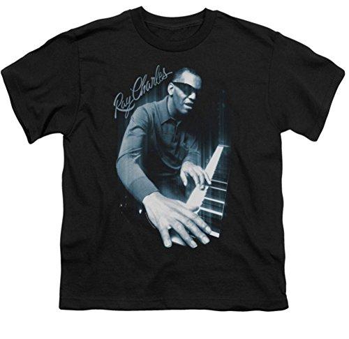 Youth: Blues Piano Ray Charles T-Shirt