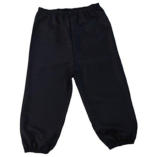 Making Believe Boys/Mens Knickers (Teen's Size 14, Black) (Black Knickers Boys)