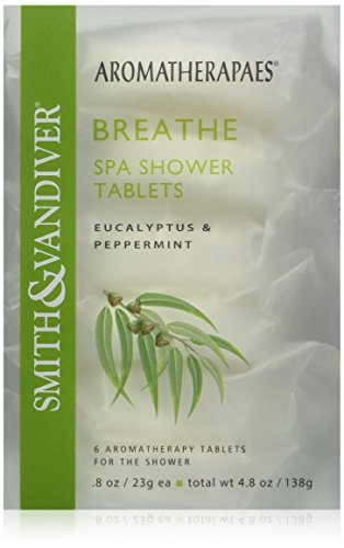 (Aromatherapaes Breathe Shower Tabs)
