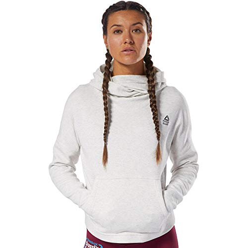 Crossfit Capuche Reebok Cassã Blanc Femme Sweatshirt À w0qnn8Tza