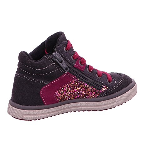 Lurchi Mädchen Sina High-Top Charcoal