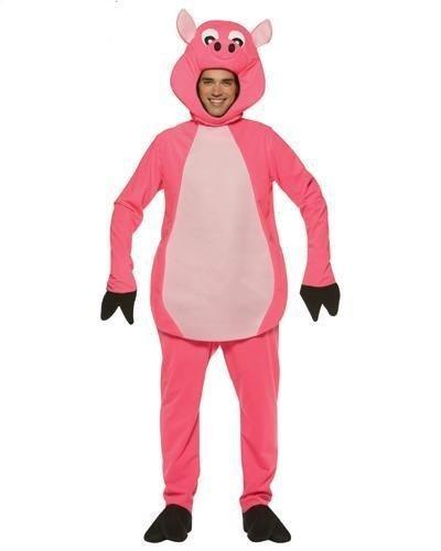 Rasta Imposta Pig, Pink, One