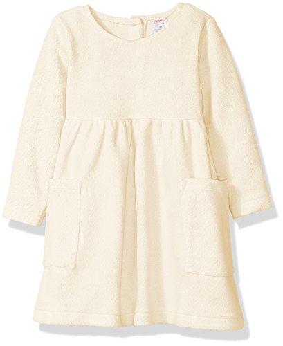 (Zutano Baby Cozie Fleece Dress, Cream, 24 Months)