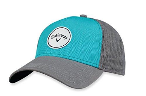 Callaway Golf 2018 Women's Adjustable Trucker Hat, - Golf Callaway Hats Women For