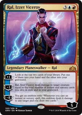 Storm Conduit RARE War of The Spark MTG Magic The Gathering Ral