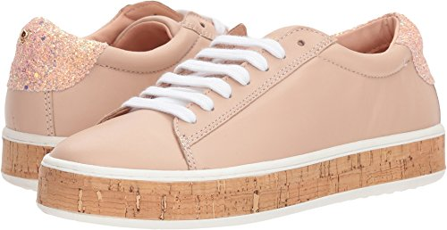 Kate Spade New York Women's Amy Sneaker, Ballet Pink, 9 M (Designer Womens Designer Shoe)