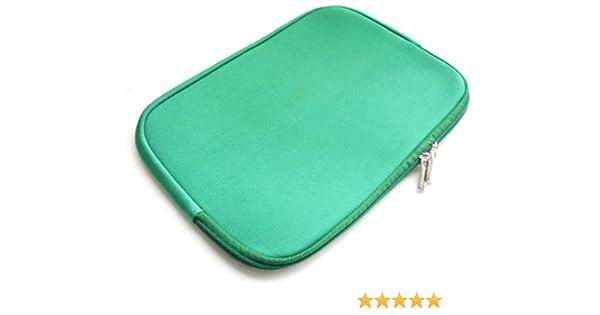 Emartbuy® Verde Agua Neopreno Resistente Zip Soft Manga Case ...