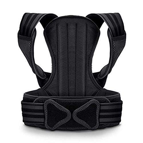 VOKKA Posture Corrector for Men and Women, Spine and Back Support, Providing Pain Relief for Neck,...