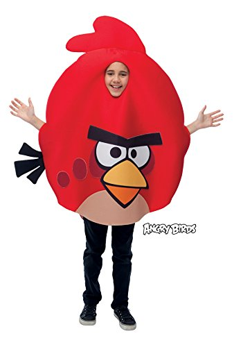 ANGRY BIRDS RED CHILD (Angry Birds Red Bird Dress Costume)