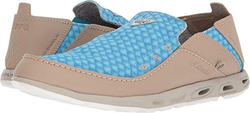 - Columbia PFG Men's Bahama Vent PFG Boat Shoe, Oxford tan, Splash, 10.5 Regular US